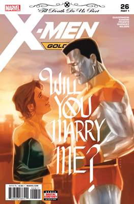 X-Men Gold (Comic Book) #26