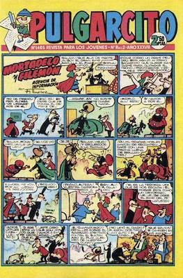 Pulgarcito (1946-1981 5ª y 6ª época) (Grapa, 16-32 páginas) #1405
