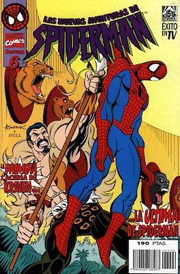 Las nuevas aventuras de Spiderman #6