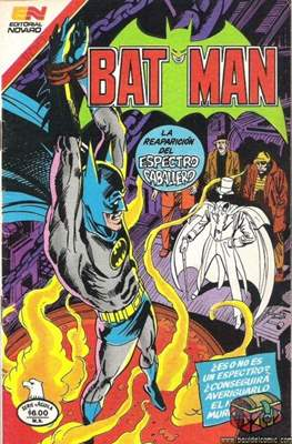 Batman (Grapa) #1105