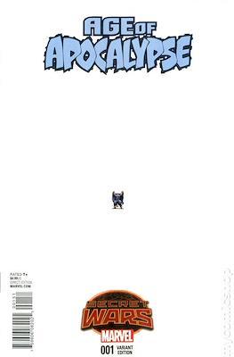 Age of Apocalypse - Secret Wars (Variant Cover) (Comic Book) #1.1