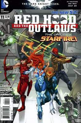 Red Hood and the Outlaws (2011-) New 52 (Comic-Book) #11