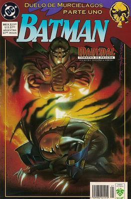 Batman. Duelo de murciélagos