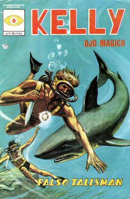 Kelly ojo mágico (1981) (Grapa 36 pp) #2
