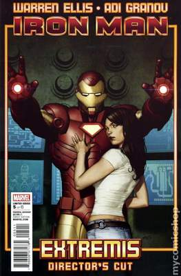 Iron Man: Extremis Director's Cut #5