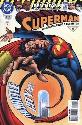 Superman Vol. 2 (1987-2006) (Comic Book) #116