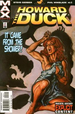 Howard the Duck Vol. 3 (Comic-book) #2