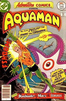 New Comics / New Adventure Comics / Adventure Comics (1935-1983; 2009-2011) (Saddle-Stitched) #451