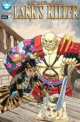 Lark's Killer (Comic Book) #3