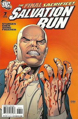 Salvation Run (Grapa) #7