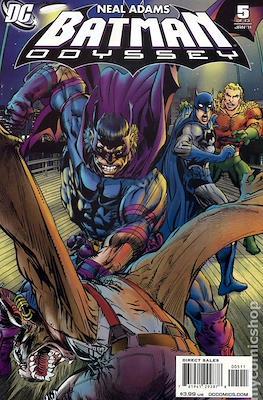 Batman: Odyssey Vol. 1 (2010-2011) (Comic Book) #5