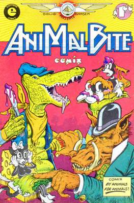 Animal Bite Comix