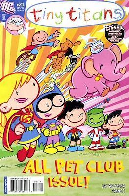 Tiny Titans (Comic-Book) #21