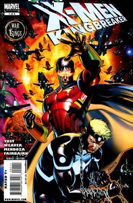 X-Men: Kingbreaker (Comic Book) #1