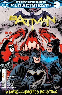 Batman: La noche de los Hombres Monstruo. Renacimiento