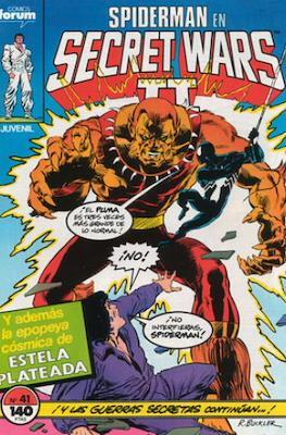 Secret Wars (1985-1987) (Grapa 32 pp) #41