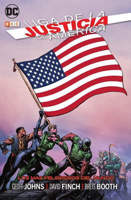 Liga de la Justicia de América: Los más peligrosos del mundo