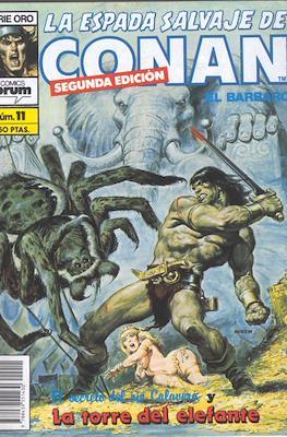 La Espada Salvaje de Conan Vol. 1. 2ª edición #11