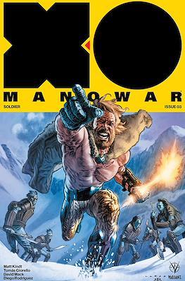 X-O Manowar Vol. 4 (2017-2019) #3