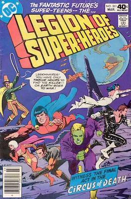 Legion of Super-Heroes Vol. 2 (1980-1987) (Comic-book) #261
