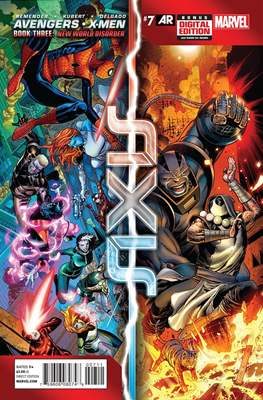 Avengers & X-Men: Axis (Comic-book) #7