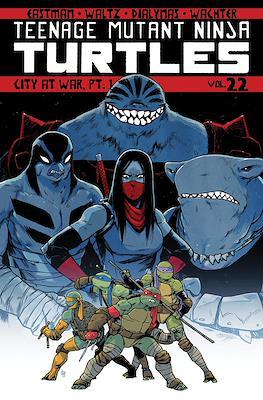 Teenage Mutant Ninja Turtles (Softcover) #22