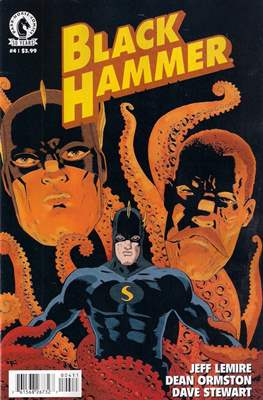 Black Hammer (Comic-book) #4