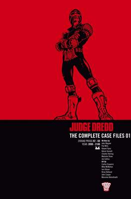 Judge Dredd: The Complete Case Files