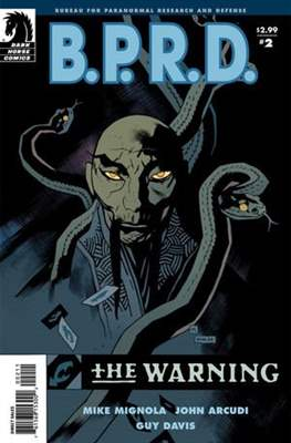 B.P.R.D. (Comic Book) #47