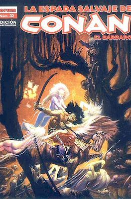La Espada Salvaje de Conan el Bárbaro. Edición coleccionistas (Rústica. 64 páginas. B/N. (2005-2008).) #32
