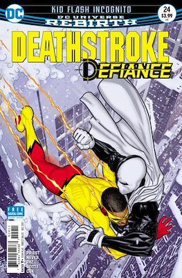 Deathstroke Vol. 4 (2016- ) (Comic-book) #24