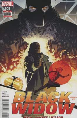 Black Widow Vol. 6 (Comic Book) #5
