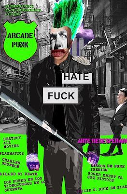 Arcade punk (Grapa) #
