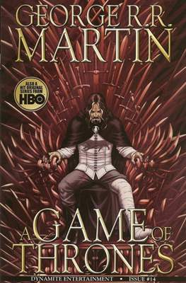 A Game Of Thrones (Comic Book) #14