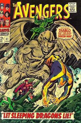 The Avengers Vol. 1 (1963-1996) (Grapa) #41