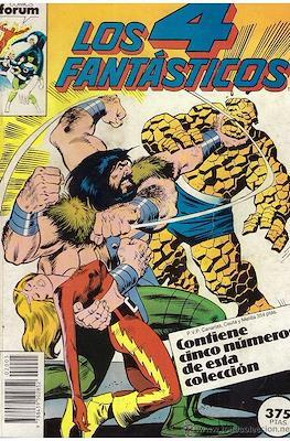Los 4 Fantásticos Vol. 1 (1983-1994) (Retapado Rústica) #5