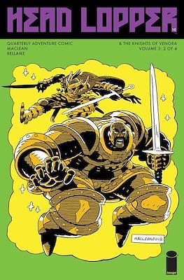 Head Lopper (Comic-book) #10