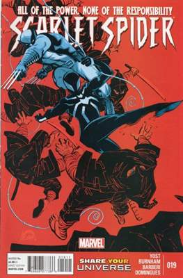 Scarlet Spider (Vol. 2 2012-2014) (Comic Book) #19