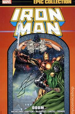 Iron Man Epic Collection (Softcover) #15