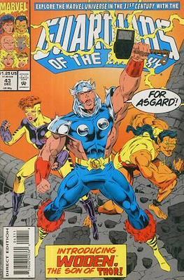 Guardians of the Galaxy Vol 1 (Comic Book) #43