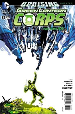 Green Lantern Corps Vol. 3 (2011-2015) #32