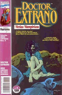 Doctor Extraño. Versos Vampíricos (Grapa 24 pp) #4