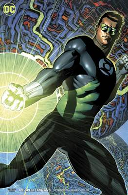 The Green Lantern Vol. 6 (2018-... Variant Cover) (Comic Book) #5