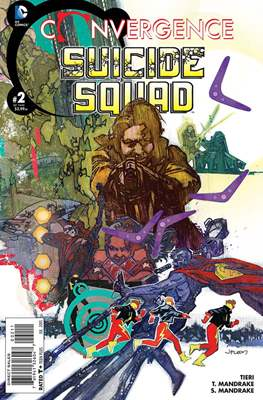 Convergence Suicide Squad (Comic-book) #2