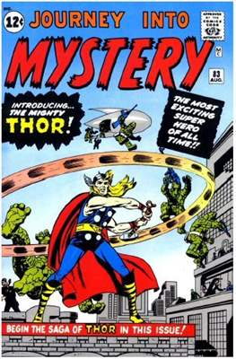 Journey into Mystery / Thor Vol 1 (Comic Book) #83