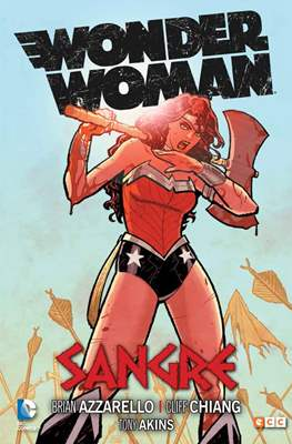 Wonder Woman de Brian Azzarello y Cliff Chiang (Cartoné) #1