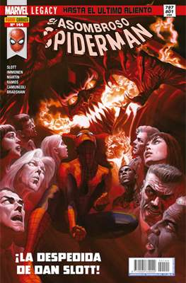 Spiderman Vol. 7 / Spiderman Superior / El Asombroso Spiderman (2006-) (Rústica) #144