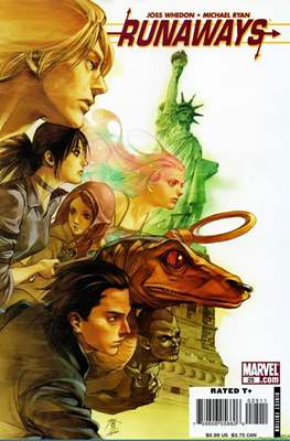 Runaways Vol. 2 (2005-2008) (Comic Book) #25