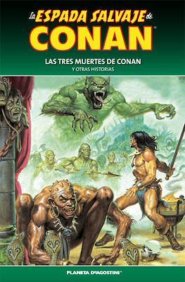 La Espada Salvaje de Conan (Cartoné 120 - 160 páginas.) #66