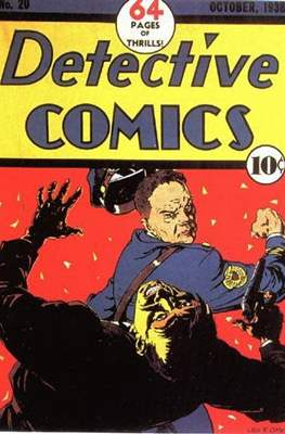 Detective Comics Vol. 1 (1937-2011; 2016-) (Comic Book) #20